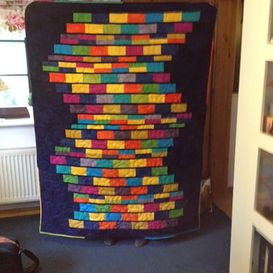 Quilt bei Stoff-Eule in Ostenfeld