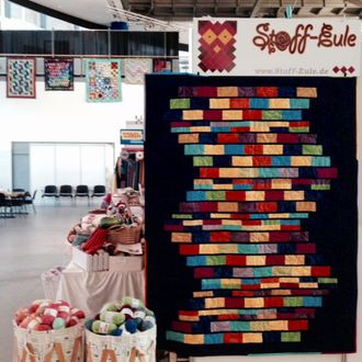 Quilt Messestand bei Stoff-Eule in Ostenfeld bei Rendsburg